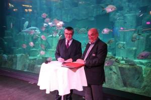 a l'Aquarium de Paris avec la FFESSM (72)