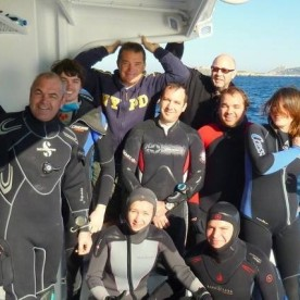 Sea, dive and sun!