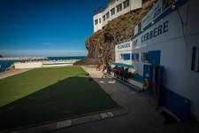 club de plongee Cap Cerbere, méditerranée, frontière espagnole (France)